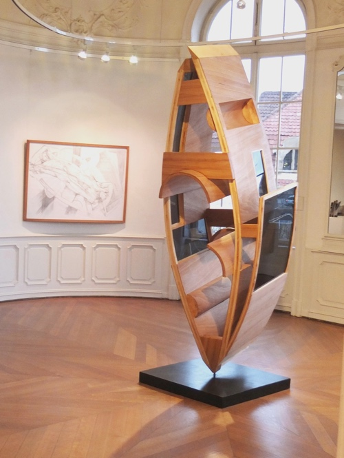 Stefan Engel Skulptur